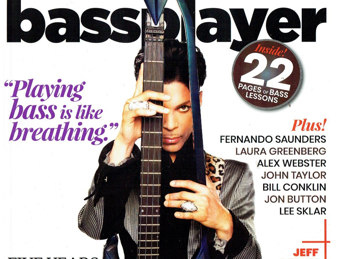 TWO new magazines Feature Prince On The Cover!