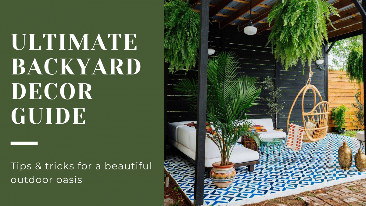 Ultimate Patio Paradise Guide