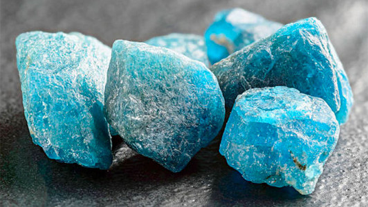 """Trickster Stone """"Apatite"""" - Its Attraction."""