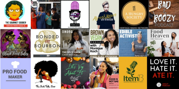 20 Food Podcasts by Black Women