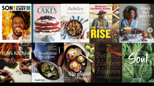 10 Of Our Favorite Cookbooks Written by Black Chefs and Authors