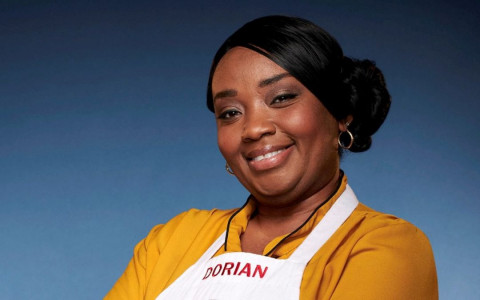 Dorian Hunter Becomes the First Black Woman to Win the Masterchef Competition