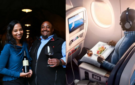 """""""First Class"""" Black-Owned Winery Signs Deal With Delta Airlines"""