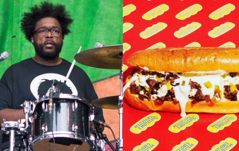 Where's the Beef? Philly's Own Questlove Debuts a Plant-Based Cheesesteak Using Impossible™ Meat