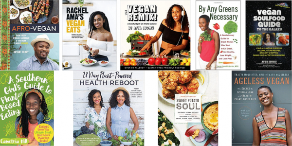 11 Black Vegan Cookbooks to Help Guide You On Your Plant-Based Journey