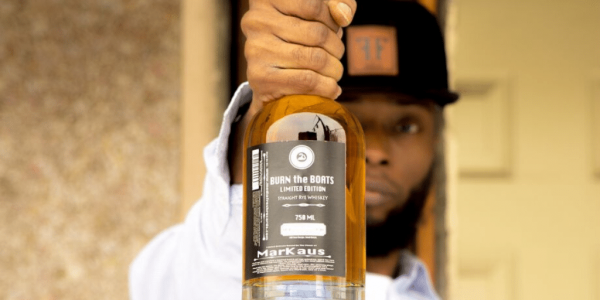 Iowa Rapper Brews an Old School Whiskey from a Prohibition-Era Recipe, Bringing Hip Hop and Business Together