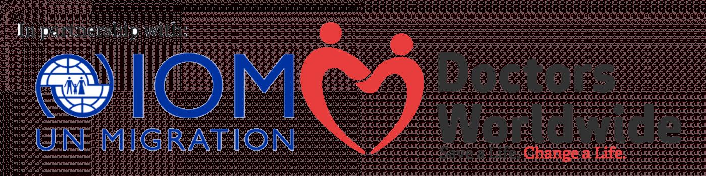 DWW and IOM Logo