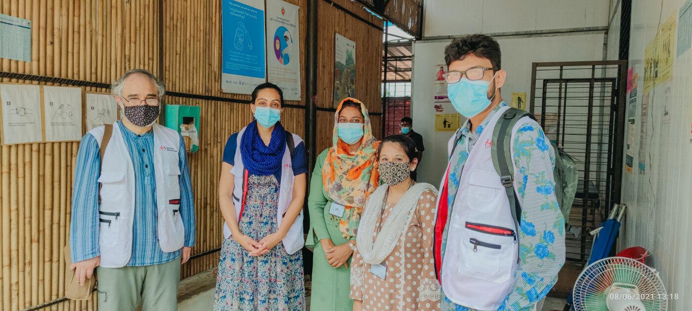 Medical Faculty & PGF Participants in Bangladesh