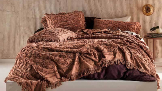 The modern day bedspread is known as a coverlet