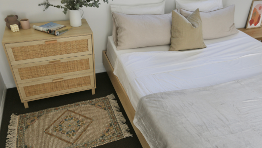 Your Guide To Styling a Neutral Bedroom