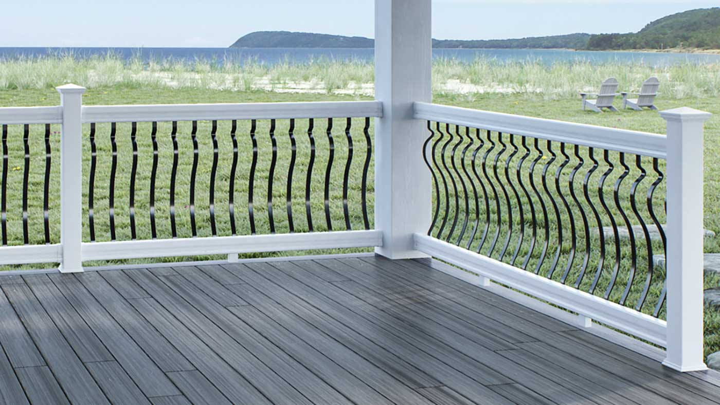 Unleash Style with Unique Deck Balusters from Deckorators