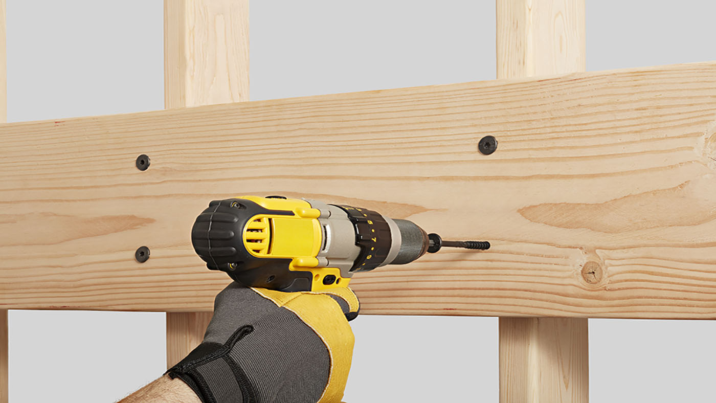 4 Types of Structural Wood Screws for Any Project