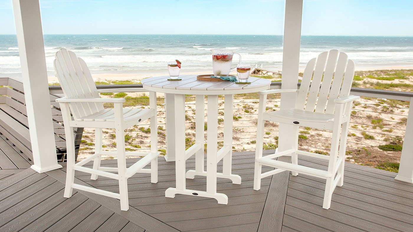 Trex Outdoor Furniture Offers Style & Durability