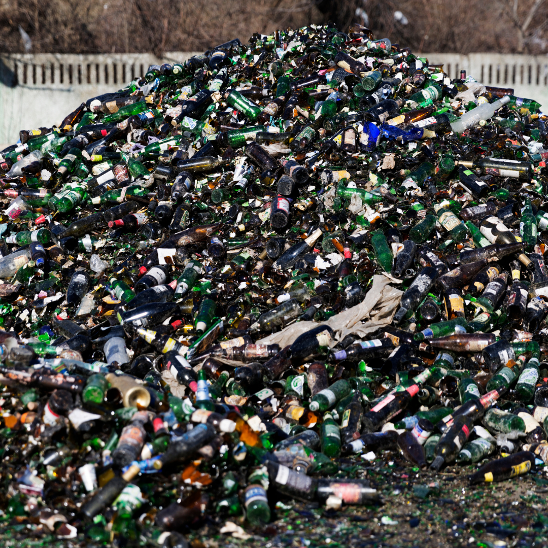 Why should we swapped to upcycling: More than 7 million of glass items ended up in landfills in 2018