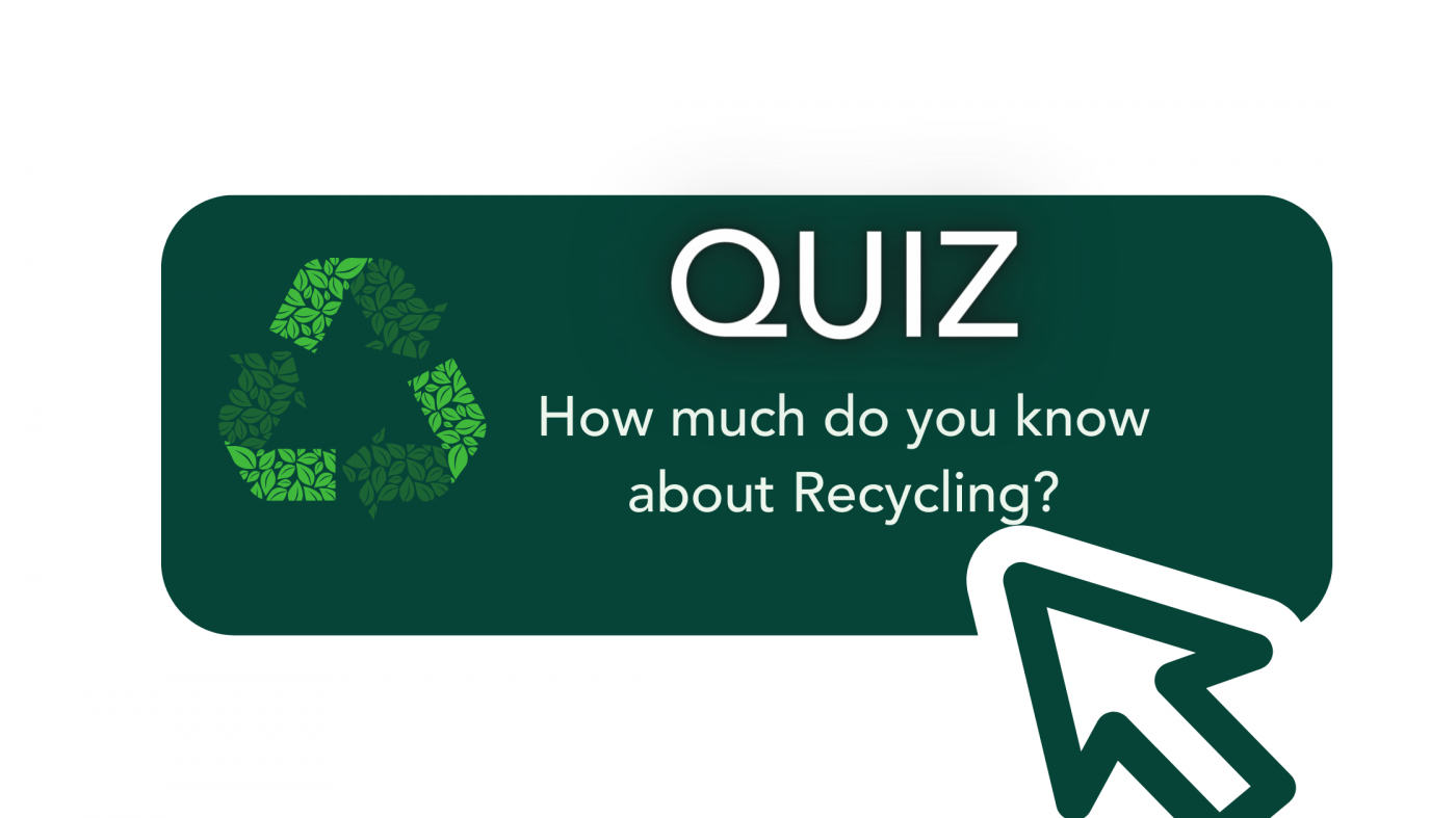 Take The Quiz: How Much Do You Know About Recycling?