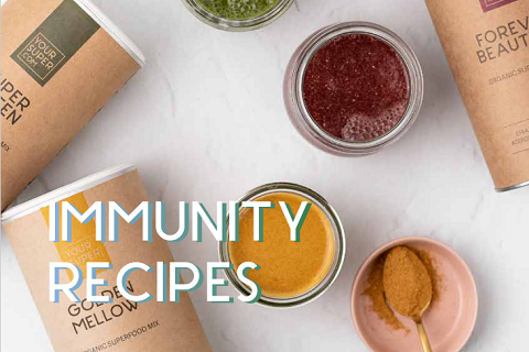 Your Super - Immunity Recipes