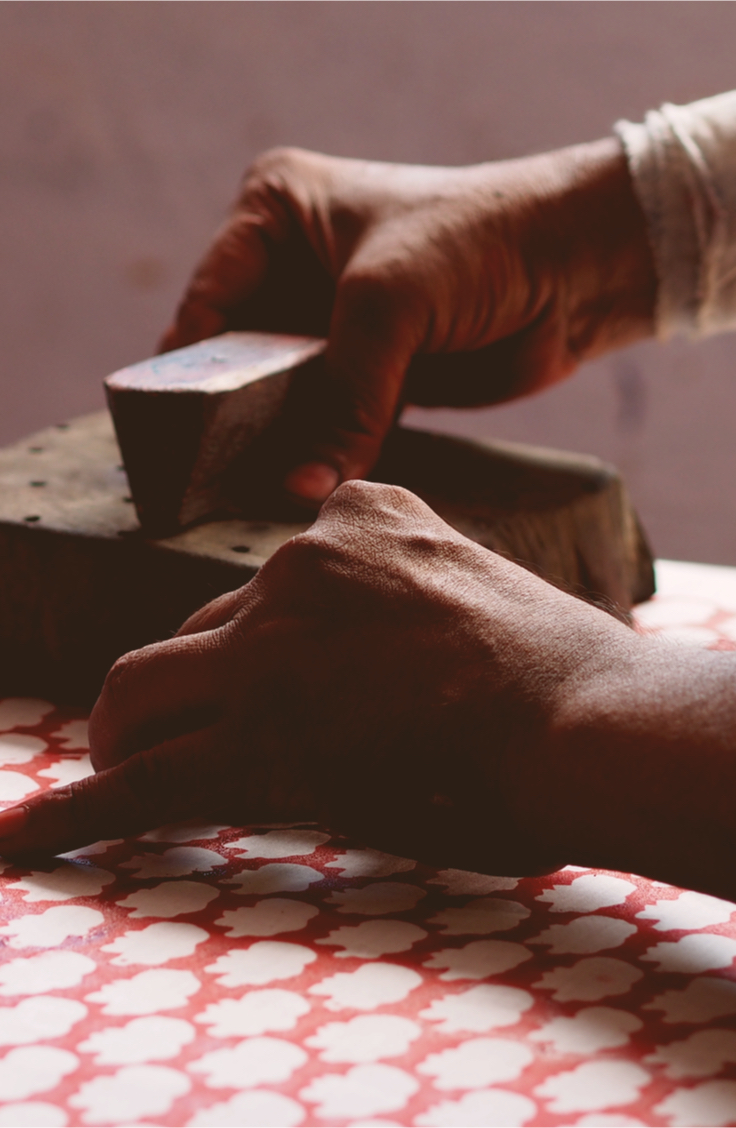 Indian Block Printing: The Art of Handcrafted Patterns
