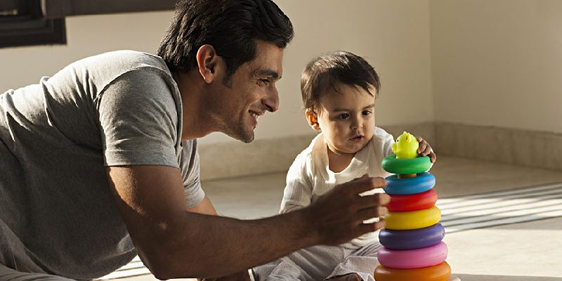 Activities to Help Baby's Skills