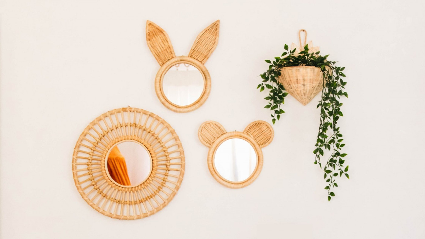 Rattan Mirror Special - TOP 5 of Wall Styling