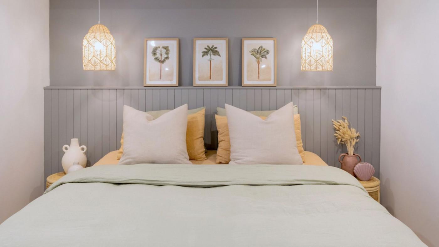 H&N's Master Bedroom Renovation: Scandi Look
