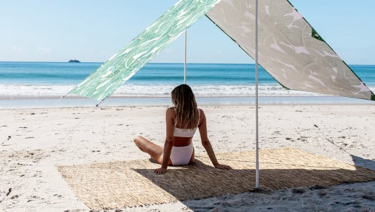 Beach Tent & other must haves when planning your Beach Day