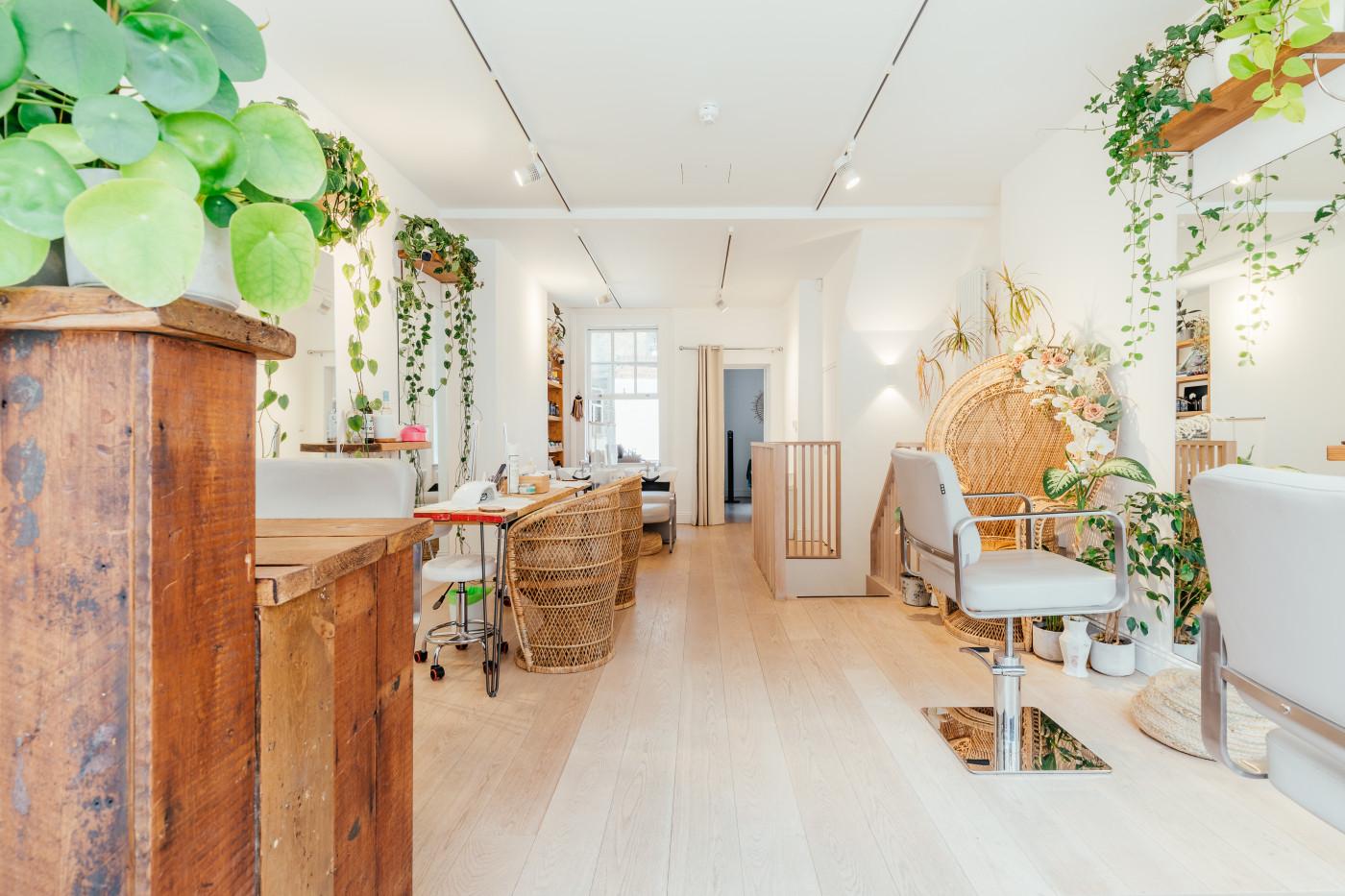 eco-friendly salon swaps