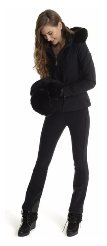 Goldbergh Black Pippa and Hida jacket