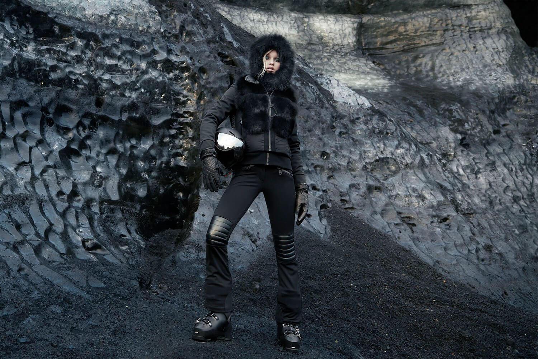 Black Ski Pants to suit every shape
