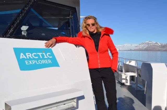 Not Just for Skiing - a trip to the Arctic Circle