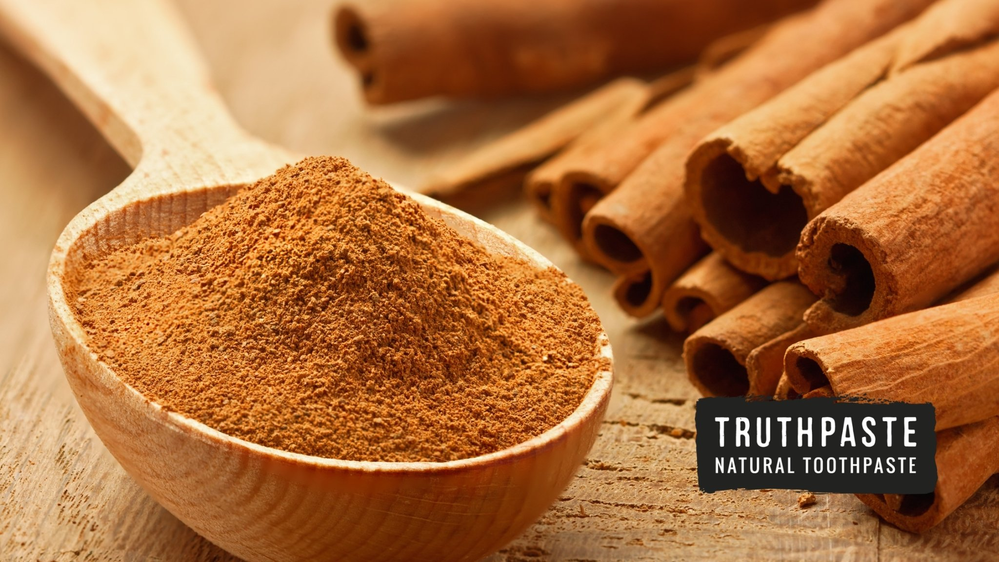 Is Cinnamon in toothpaste good for you?