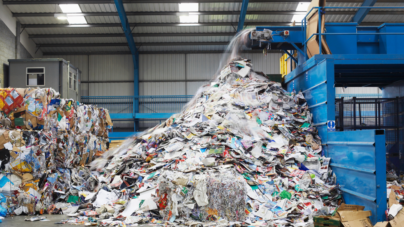 Recycling: The real cost of contamination