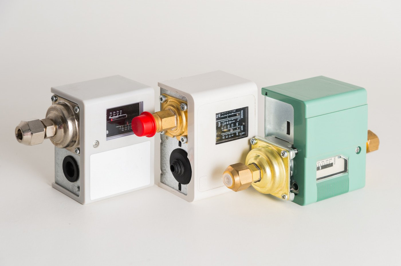 Mechanical Pressure Switch vs Electronic Pressure Switch