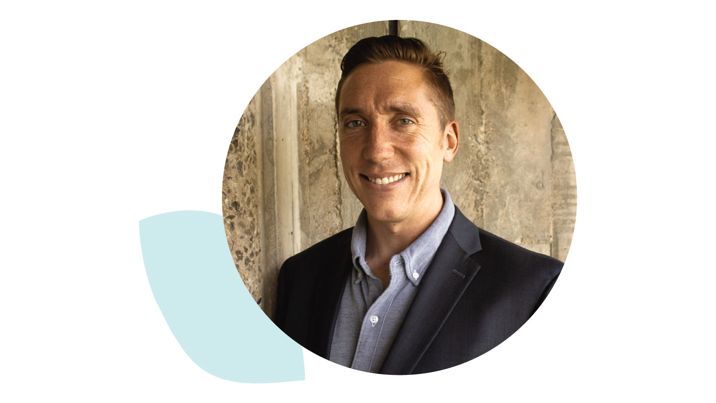Meet the team: Andrew O'Connor MBA