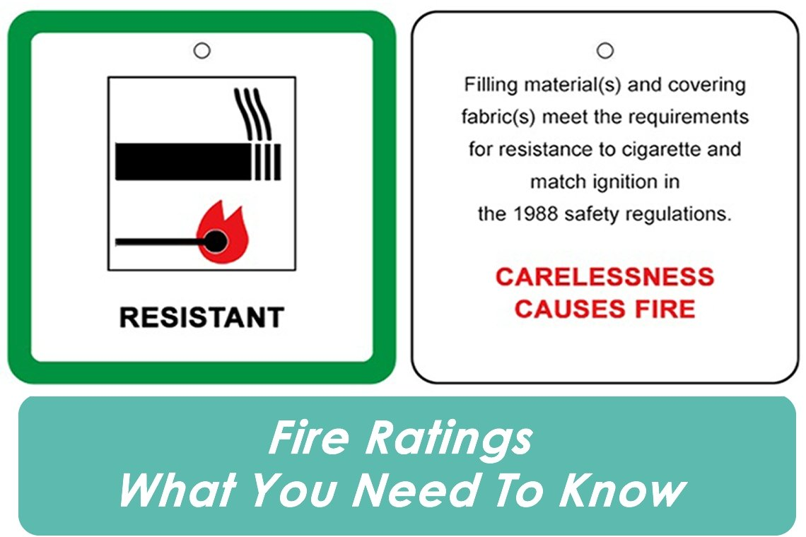 Fire Ratings & Hazards Explained in 3 Easy Steps