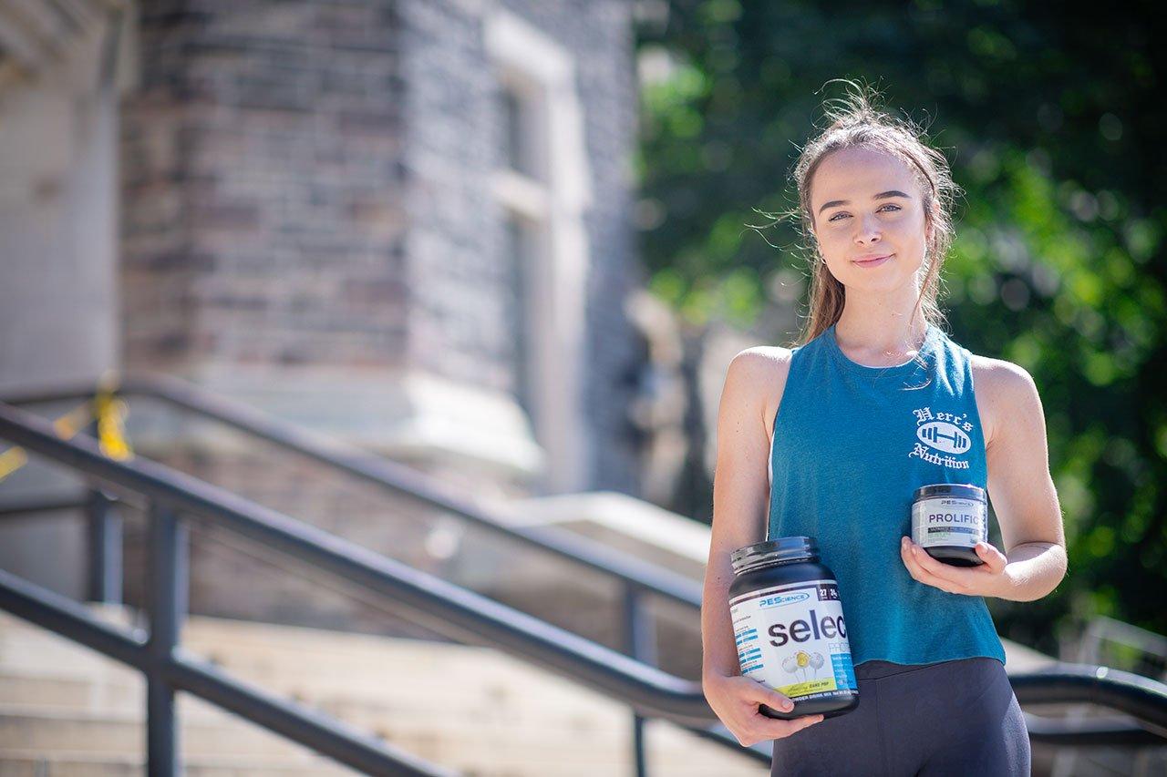 Women Who Run the (Fitness) World: Meet Emily Marsh