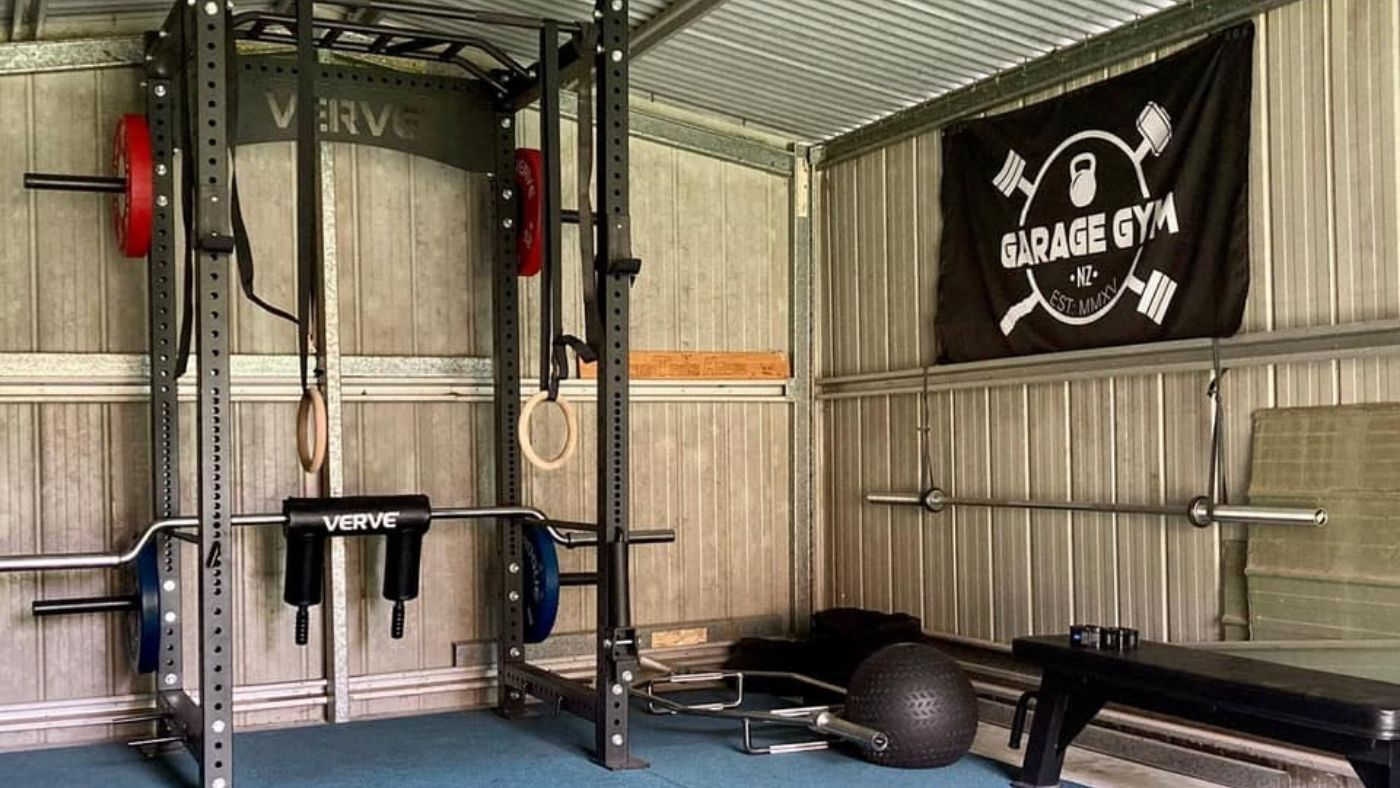 Profiling The Tinonee Home Gym | Create your own home gym