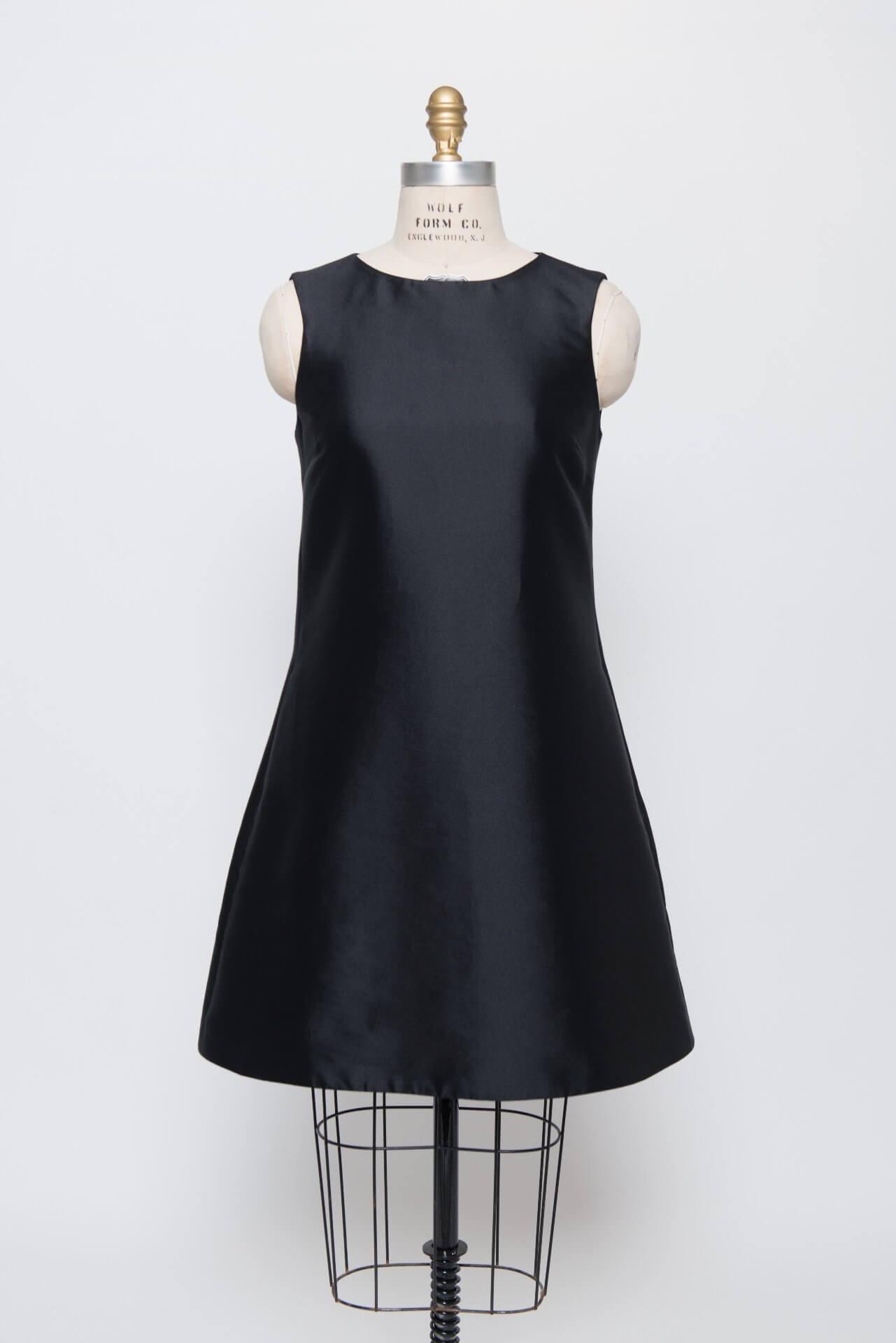 La Dolce Vita Inspiration and the Little Black Dress